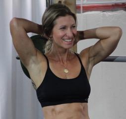 Personal Trainer Melissa Scarpelli