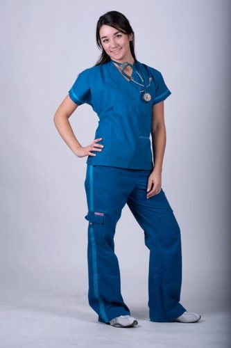 Labour and Delivery Nurse Jessica Morales