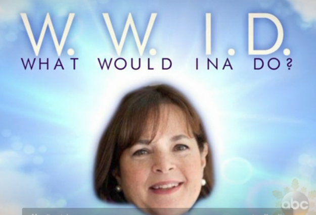 What would Ina Garten do? She'd make hot chocolate and chill, and so should you!