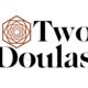 Two Doulas Logo